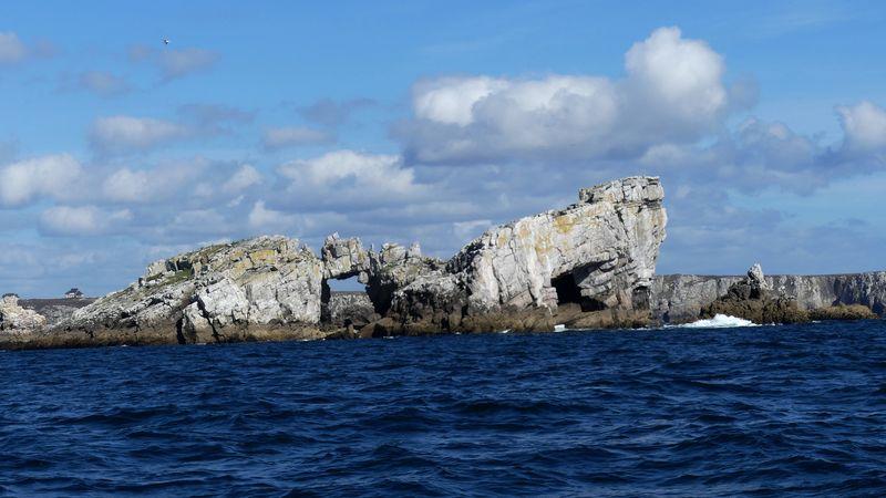 Les rochers du Toulinguet